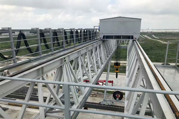 Lattice-Gantry-Crane