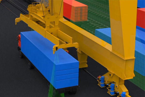 Railway-Container-Gantry-Crane