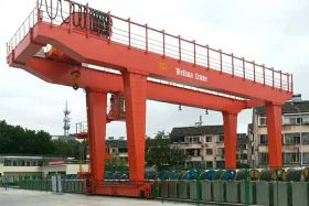 Accurate Positioning Gantry Crane