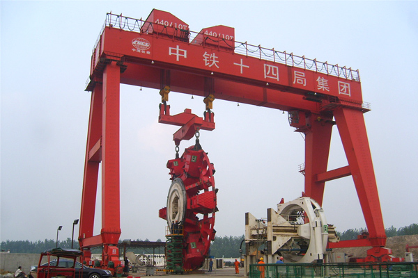 Gantry-Crane-Tunnel-Boring-Machine
