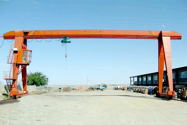 Gantry Crane with Electric Hoi...