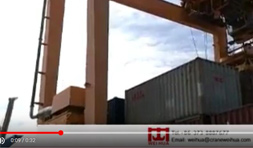 RTG Crane for Container Handling in Thailand