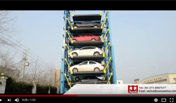 Automatic Car Parking Tower Video