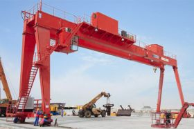 Gantry Crane for Stone Factory
