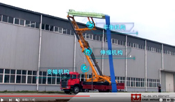 Mobile Roof Sheet Machine