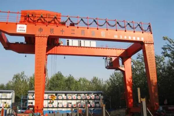 40t-slag-handling-gantry-crane