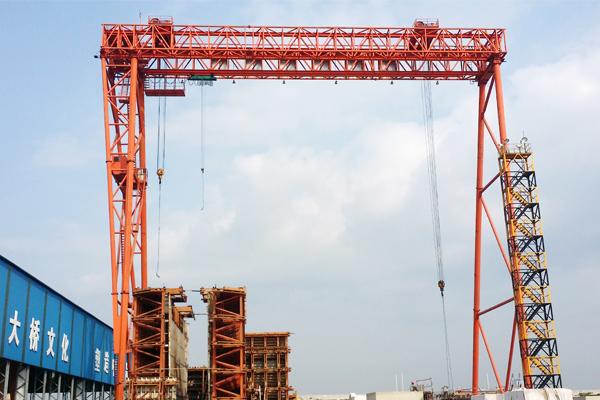 90t-truss-gantry-crane