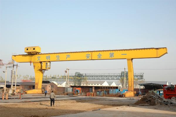 L-single-beam-crane
