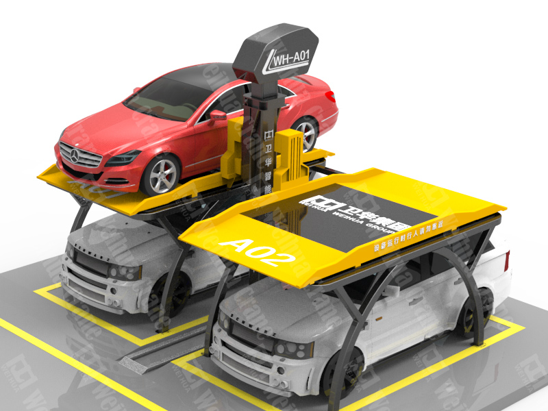 No-avoidance-Parking-System
