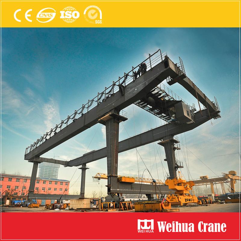 RMG-crane-factory-test