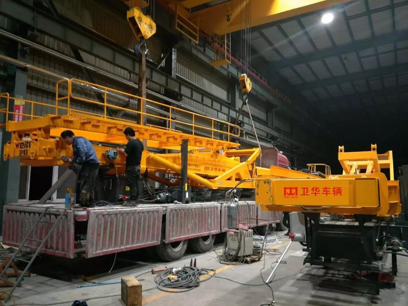 Steel-Sheet-Profiling-Crane-truck