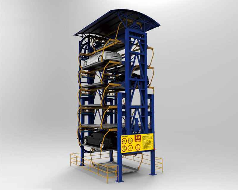 auto-parking-tower
