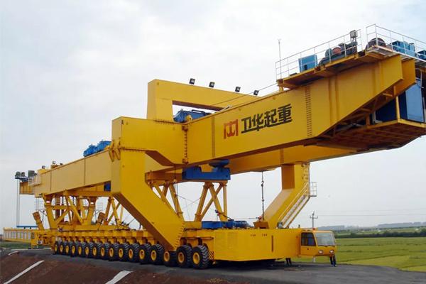 beam-Erecting-machine