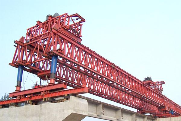 beam-erection-machine