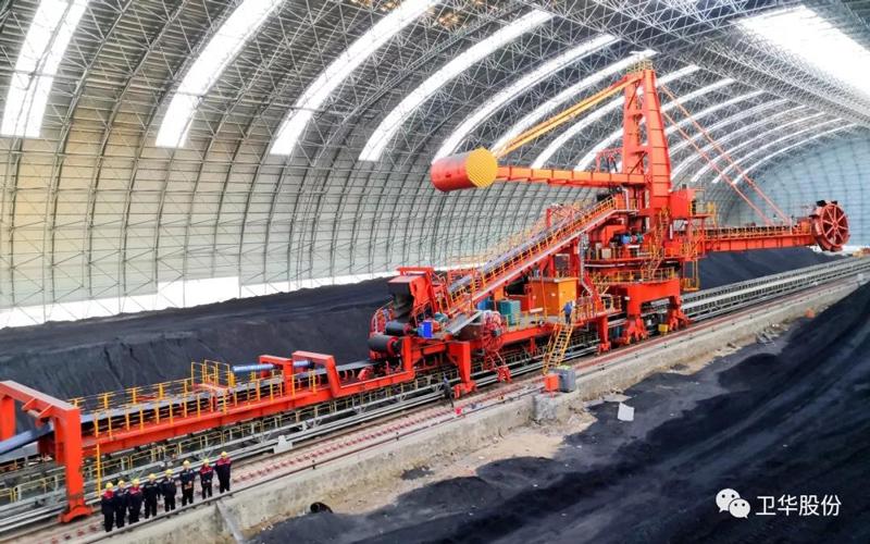 coal-bucket-wheel-stacker-reclaimer
