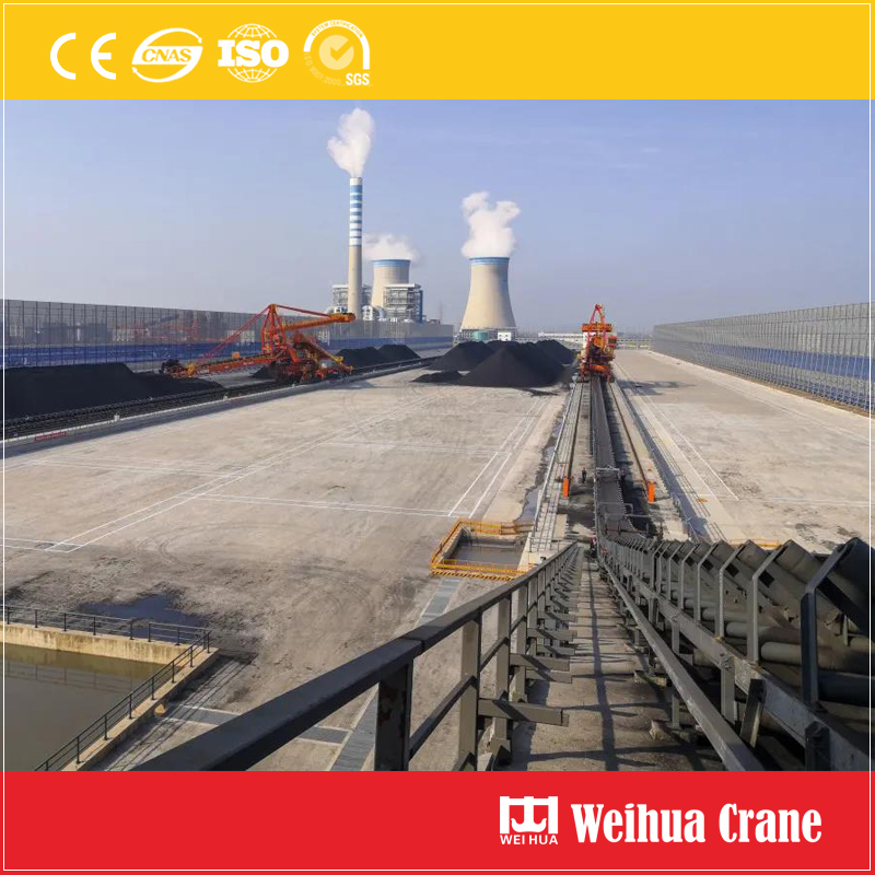 coal-conveying-line
