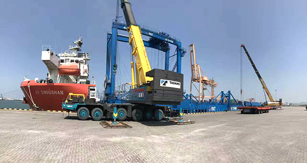 crane-loading