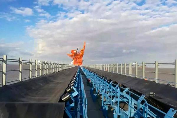 dock-belt-conveyor