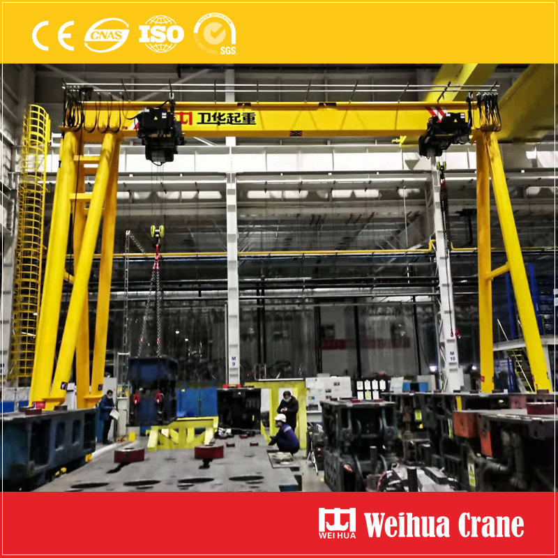 european-standard-single-girder-gantry-crane