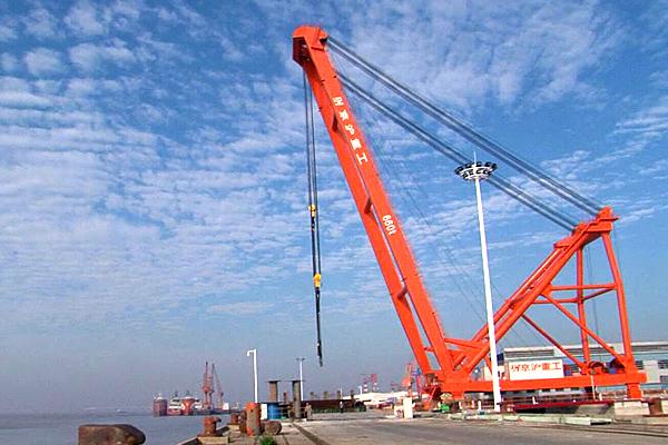 fixed-dock-crane