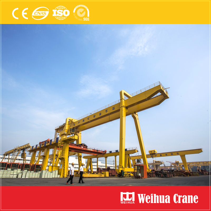 gantry-crane-at-weihua-factory