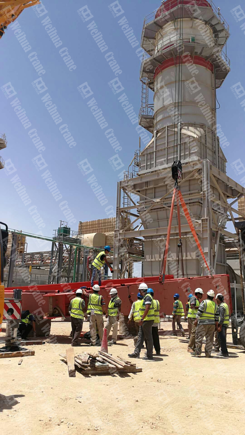 gantry-crane-installation-Egypt