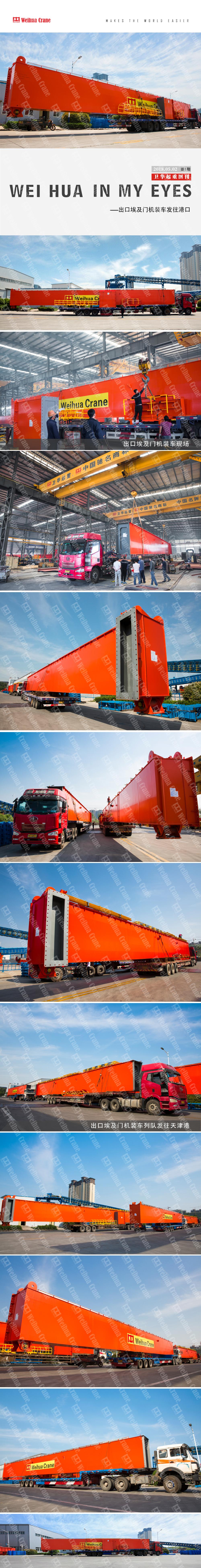 gantry-crane-delivery-Egypt