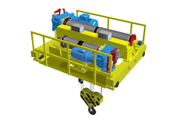 gantry-crane-trolley