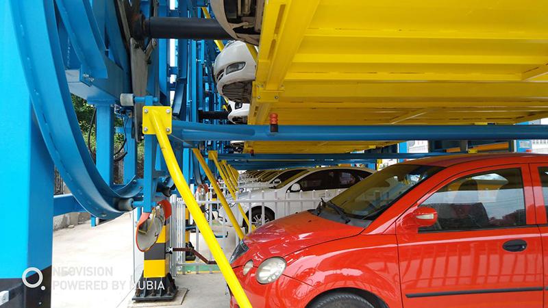 intelligent-garage