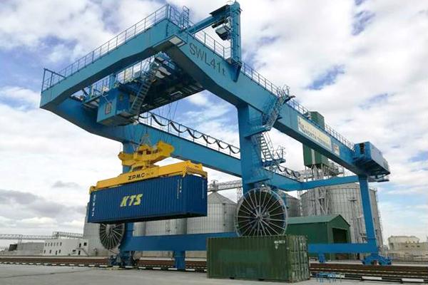 rmg-crane-for-Kazakhstan