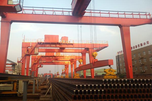 rmg-crane-steel-handling