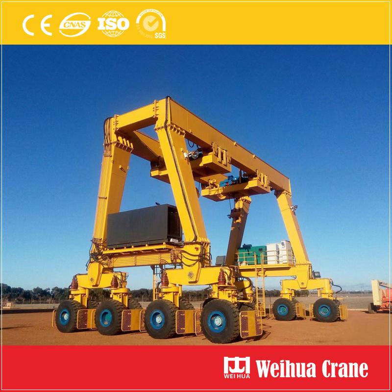 rubber-tire-gantry-crane