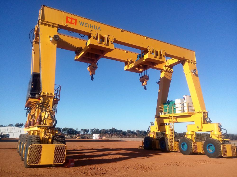 rubber-tire-mobile-gantry-crane-Australia