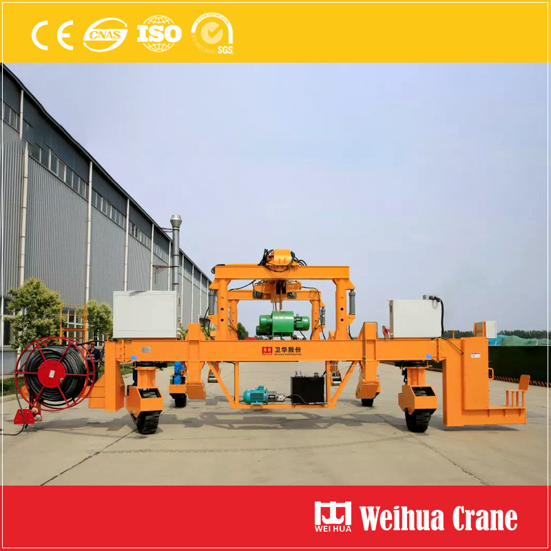rubber-tyre-railway-laying-machine