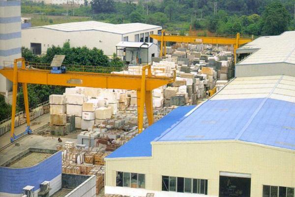 stone-processing-gantry-crane