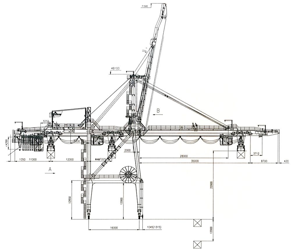 sts-container-crane-drawing